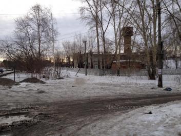View to: Rastochnaya street, 8. Yekaterinburg (Sverdlovskaya oblast)