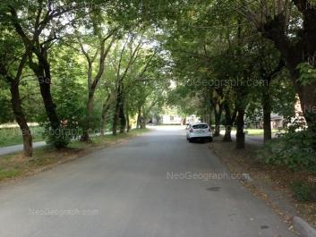 На фото видно: Агрономическая улица, 63. Екатеринбург (Свердловская область)