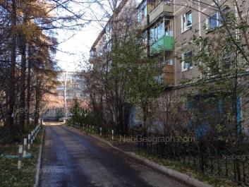 На фото видно: Белореченская улица, 34/3; Белореченская улица, 36/1. Екатеринбург (Свердловская область)