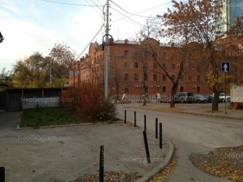 View to: Gogolya street, 15а. Yekaterinburg (Sverdlovskaya oblast)