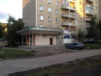 На фото видно: Сулимова улица, 29; Сулимова улица, 31. Екатеринбург (Свердловская область)