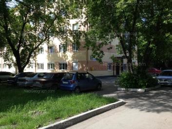 На фото видно: Машиностроителей улица, 37. Екатеринбург (Свердловская область)