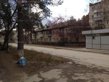 View to: Beloyarskaya street, 11А; Pribaltiyskaya street, 50. Yekaterinburg (Sverdlovskaya oblast)