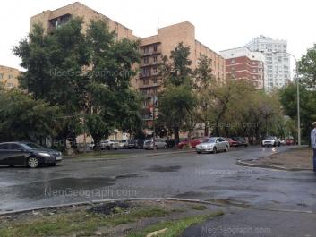 На фото видно: Ключевская улица, 12. Екатеринбург (Свердловская область)