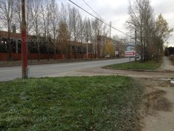 View to: Amundsena street, 105. Yekaterinburg (Sverdlovskaya oblast)