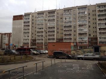 На фото видно: Викулова улица, 63/2. Екатеринбург (Свердловская область)