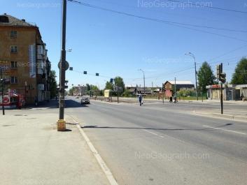 View to: Donbasskaya street, 12; Donbasskaya street, 23. Yekaterinburg (Sverdlovskaya oblast)