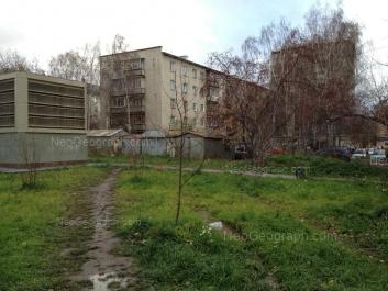 View to: Frunze street, 51. Yekaterinburg (Sverdlovskaya oblast)