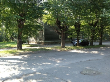 View to: Avangardnaya street, 6. Yekaterinburg (Sverdlovskaya oblast)