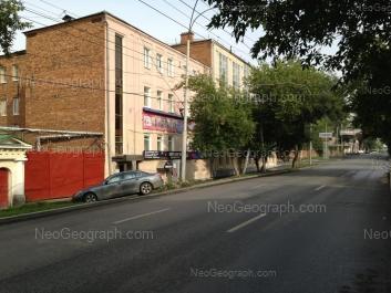 На фото видно: Розы Люксембург улица, 60. Екатеринбург (Свердловская область)