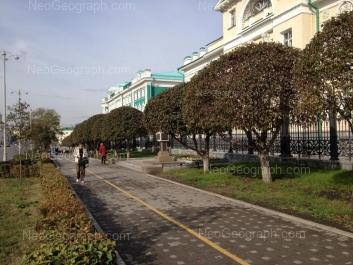 View to: Lenina avenue, 35; Lenina avenue, 37; Maksima Gorkogo street, 23. Yekaterinburg (Sverdlovskaya oblast)