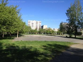 View to: Chkalova street, 131; Chkalova street, 137; Reshetnikova driveway, 10А (Детский сад №573, Мозаика, центр развития ребенка). Yekaterinburg (Sverdlovskaya oblast)