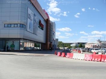 View to: Khalturina street, 55 (Карнавал, ТРЦ); Kachkanarskaya street, 17. Yekaterinburg (Sverdlovskaya oblast)