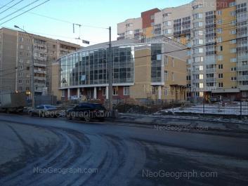 View to: Sovetskaya street, 44; Sovetskaya street, 52. Yekaterinburg (Sverdlovskaya oblast)