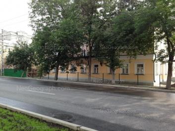 View to: Rozi Luksemburg street, 65. Yekaterinburg (Sverdlovskaya oblast)