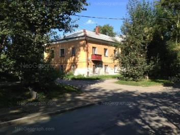 На фото видно: Агрономическая улица, 56. Екатеринбург (Свердловская область)