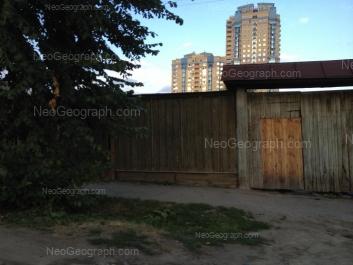 View to: Aivazovskogo street, 43; Tsiolkovskogo street, 27. Yekaterinburg (Sverdlovskaya oblast)