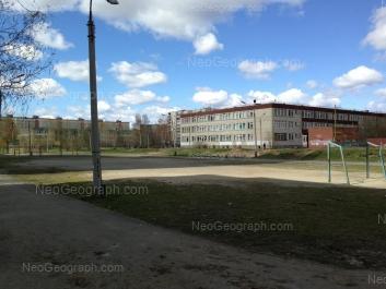 На фото видно: Седова проспект, 21; Седова проспект, 28. Екатеринбург (Свердловская область)