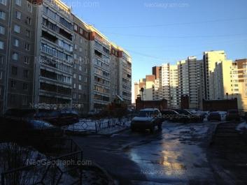 View to: Mayakovskogo street, 14; Uralskaya street, 3. Yekaterinburg (Sverdlovskaya oblast)