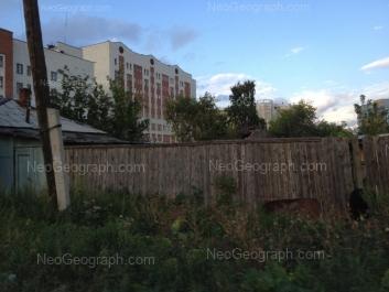 View to: Aivazovskogo street, 37; Serova street, 47; Tsiolkovskogo street, 16; Tsiolkovskogo street, 18. Yekaterinburg (Sverdlovskaya oblast)