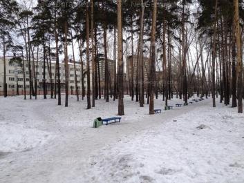 View to: Rastochnaya street, 17/3; Tekhnicheskaya street, 89; Tekhnicheskaya street, 99. Yekaterinburg (Sverdlovskaya oblast)