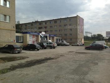 View to: Selkorovskaya street, 76. Yekaterinburg (Sverdlovskaya oblast)