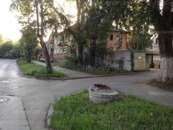 На фото видно: Краснофлотцев улица, 84. Екатеринбург (Свердловская область)