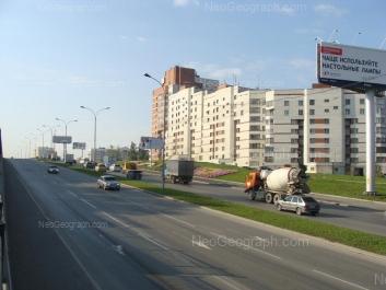 На фото видно: Токарей улица, 24. Екатеринбург (Свердловская область)