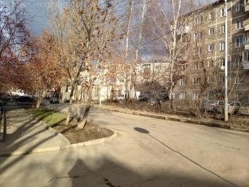 View to: Beloyarskaya street, 20; Beloyarskaya street, 22. Yekaterinburg (Sverdlovskaya oblast)
