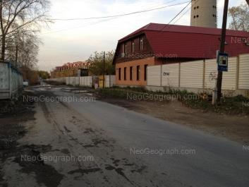 View to: Kuibisheva street, 36; Stepana Razina street, 17. Yekaterinburg (Sverdlovskaya oblast)