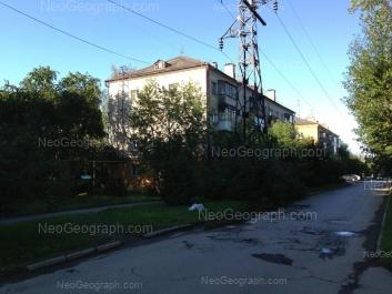 View to: Korepina street, 32. Yekaterinburg (Sverdlovskaya oblast)