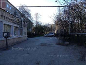 На фото видно: Белореченская улица, 23/3; Белореченская улица, 23а. Екатеринбург (Свердловская область)