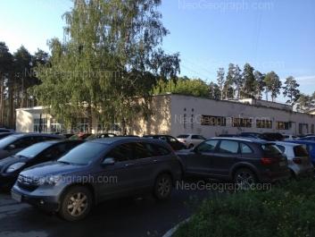 View to: Vogogradskaya street, 185А (Свердловское областное патологоанатомическое бюро). Yekaterinburg (Sverdlovskaya oblast)