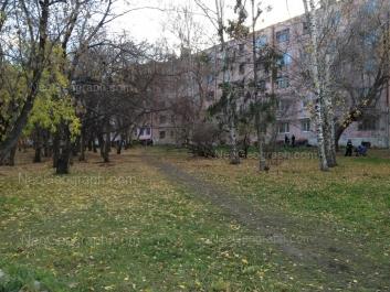 На фото видно: Университетский переулок, 11. Екатеринбург (Свердловская область)