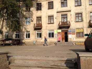 View to: Kosmonavtov avenue, 18/54. Yekaterinburg (Sverdlovskaya oblast)