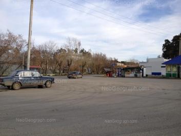 View to: Traktovaya street, 2/1; Traktovaya street, 5. Yekaterinburg (Sverdlovskaya oblast)
