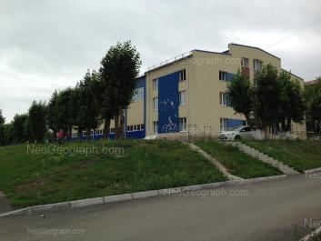 На фото видно: Шефская улица, 64А. Екатеринбург (Свердловская область)