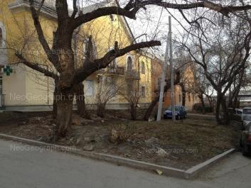 На фото видно: Печерская улица, 4А; Печерская улица, 4. Екатеринбург (Свердловская область)