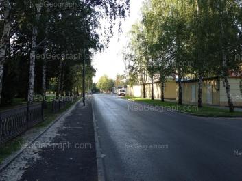 View to: Gromova street, 145. Yekaterinburg (Sverdlovskaya oblast)