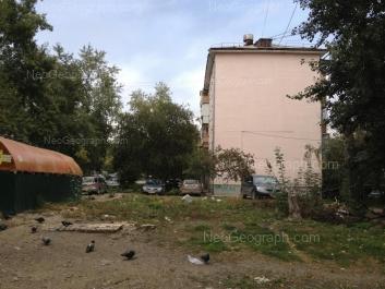 View to: Palmiro Toliatti street, 26. Yekaterinburg (Sverdlovskaya oblast)