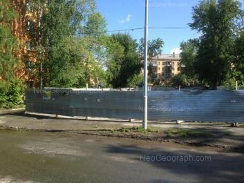 View to: Lukinikh street, 24; Mashinostroiteley street, 79; Mashinostroiteley street, 81. Yekaterinburg (Sverdlovskaya oblast)