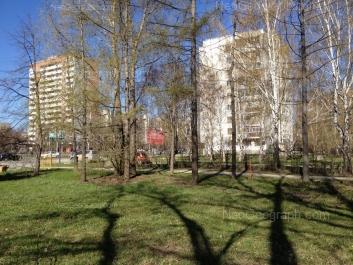 View to: Shaumyana street, 84; Shaumyana street, 93; Yasnaya street, 28. Yekaterinburg (Sverdlovskaya oblast)