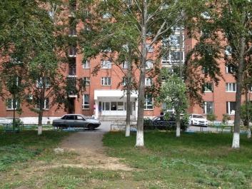 На фото видно: Космонавтов проспект, 30/1. Екатеринбург (Свердловская область)