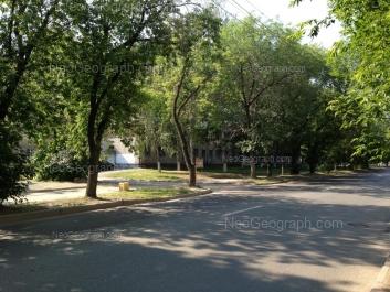View to: Iliicha street, 20. Yekaterinburg (Sverdlovskaya oblast)