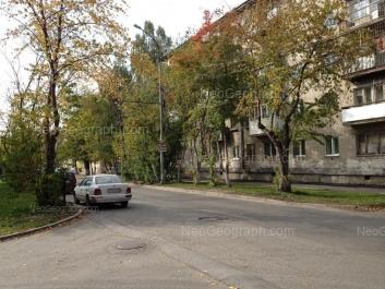 На фото видно: Академическая улица, 13; Академическая улица, 17. Екатеринбург (Свердловская область)