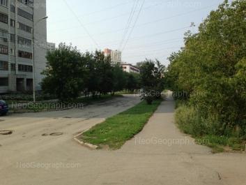 View to: Voikova street, 2; Stachek street, 55. Yekaterinburg (Sverdlovskaya oblast)
