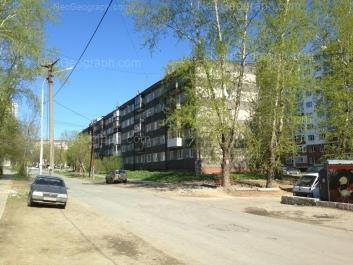 На фото видно: Кунарская улица, 20; Кунарская улица, 22. Екатеринбург (Свердловская область)