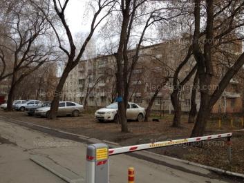 На фото видно: Встречный переулок, 7/2. Екатеринбург (Свердловская область)