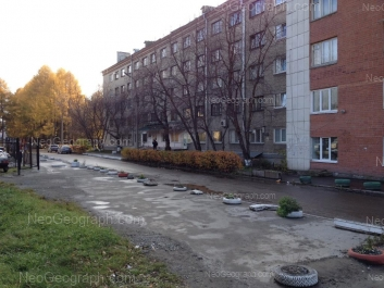На фото видно: Сибирский тракт, 31Г; Сибирский тракт, 31А. Екатеринбург (Свердловская область)