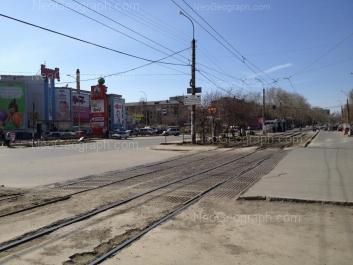 View to: Nadezhdinskaya street, 3; Nadezhdinskaya street, 5; Tekhnicheskaya street, 37; Tekhnicheskaya street, 41. Yekaterinburg (Sverdlovskaya oblast)